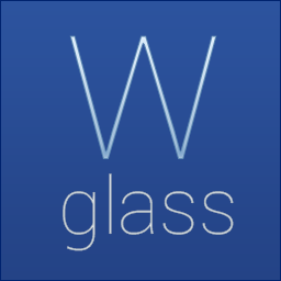 Icon for WeatherGlass